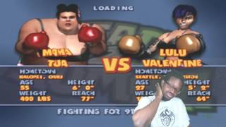Ready 2 Rumble Boxing Round 2 - Mama Tua Playthrough (Easter Edition)