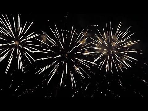 Sm City Clark 3rd PyroFest 2014 Week 2
