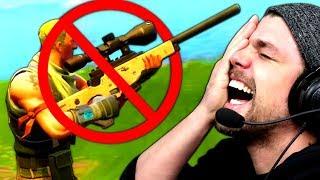 LE SNIPER IMPOSSIBLE !! (Fortnite: Battle Royale)