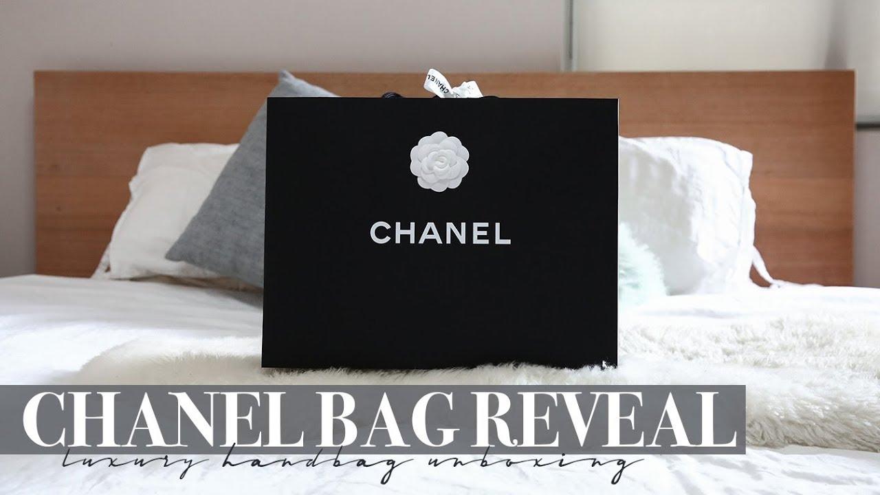 ed6e490d063e38 My First Chanel Bag - Luxury Handbag Reveal & Unboxing | Mademoiselle