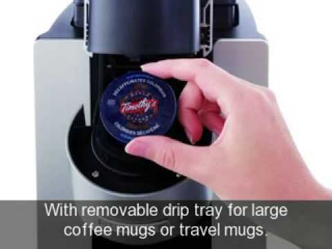Mr Coffee Coffee Maker Not Working : Mr. Coffee BVMC-KG2 Single Serve Coffee Maker - YouTube