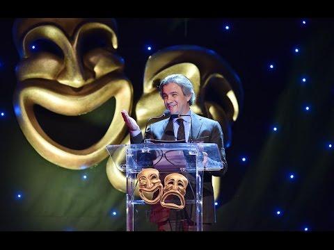 Ahmet Misbah Demircan -Tiyatronun Duayenleri Unutulmadı