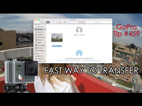 Fast Photo Transfer - Hero to Instagram (Apple Products)  - GoPro Tip #459