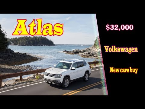 2019 volkswagen atlas v6 launch edition | 2019 volkswagen atlas cross sport concept | new cars buy