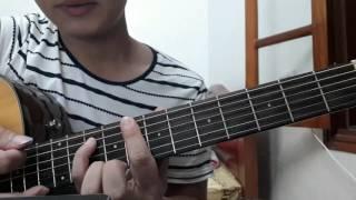 """Guitar hướng dẫn: Intro, đệm hát """"Tell me why"""" - hợp âm 5 - Mr.A"""