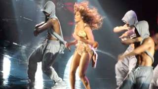"""BEYONCE - """"CRAZY IN LOVE"""" - I AM.....TOUR - 6/21/09"""