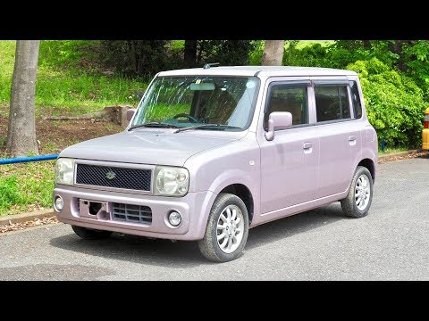 2003 Suzuki Alto Lapin Turbo (Canada Import) Japan Auction Purchase Review