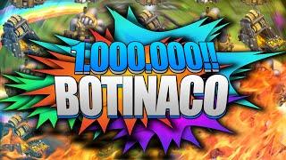 BOTINACO DE 1.000.000 DE ORO |Clash Of Clans| GaryOak COC