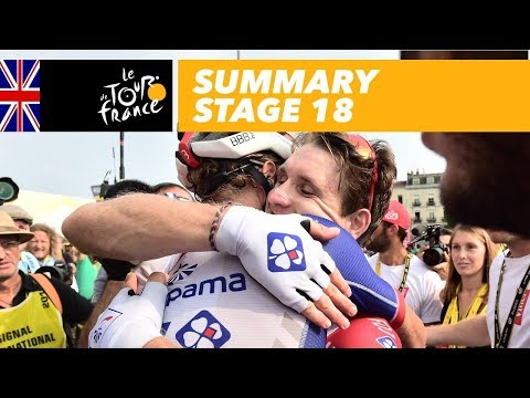 Summary – Stage 18 – Tour de France 2018
