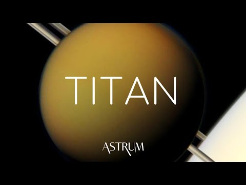 Our Solar System's Moons: Titan