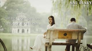 Teri Umeed Tera Intzaar-sonu kakkar|heart touching sad song|