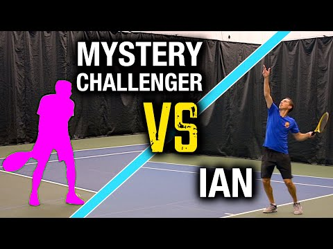 Subscriber Challenged Me! - NTRP 4.0 VS 4.5 (Match Play Part 1)