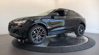 2019 Audi Q8 Lake forest, Highland Park, Chicago, Morton Grove, Northbrook, IL A191498
