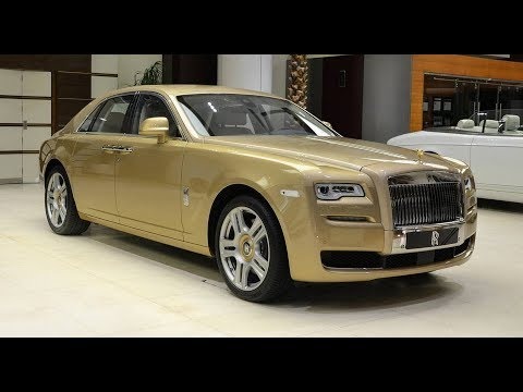 new rolls royce ghost 2018 interior and exterior details. Black Bedroom Furniture Sets. Home Design Ideas