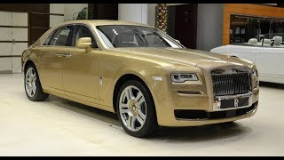 New rolls royce ghost 2018 - Interior and Exterior Details
