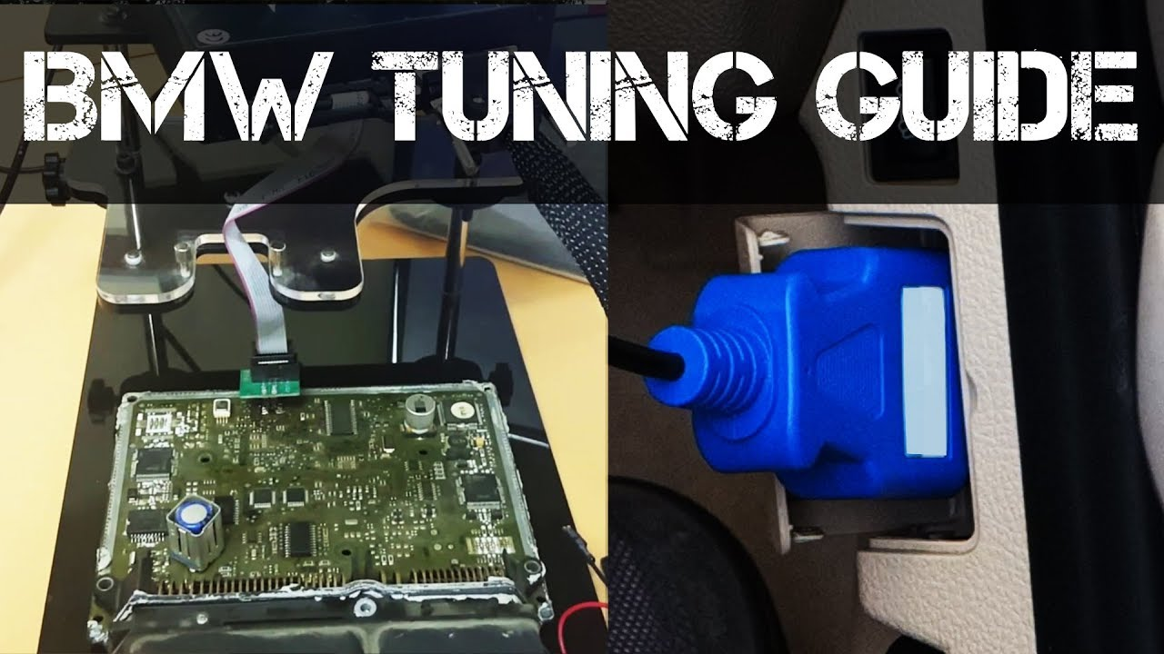 BMW Tuning - The Complete Customer's Guide
