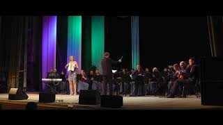Волжская рапсодия №3 Е.Дербенко, исп. Мария Селезнева & Русский оркестр