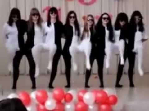 variety show dance