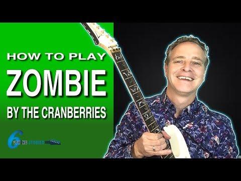 Mix · The Cranberries- Zombie (Guitar Tutorial) | Zombie Acoustic ...