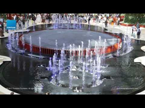 Fontana - Mall of Qatar Fountains