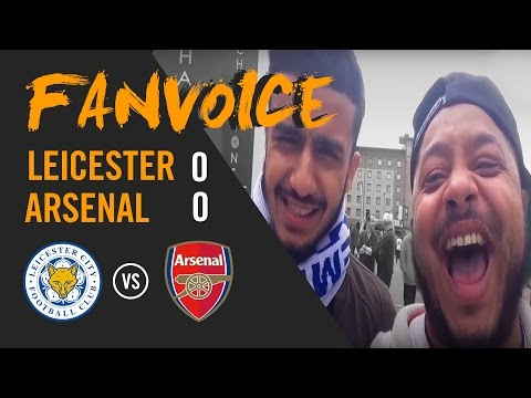 Leicester 0-0 Arsenal | Spend some money Wenger! | 90min FanVoice