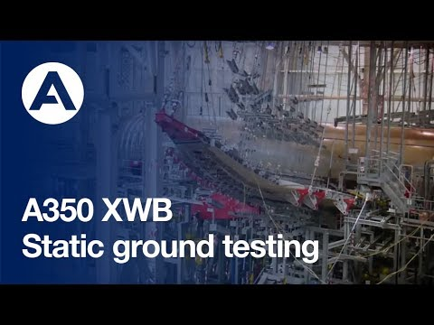 Pushing the A350 XWB to the brink