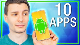 10 Awesome Free Android Apps You Need!