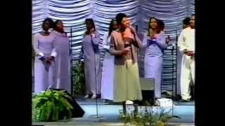 Walter Hawkins & The Love Center Choir LIVE In D.C. - I Must Go On