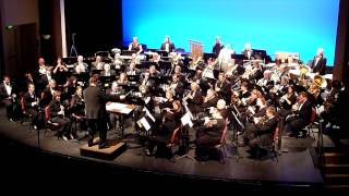 Atlanta Wind Symphony - October 9th 2011 - Our Yesterdays Lengthen Like Shadows by Samuel Hazo