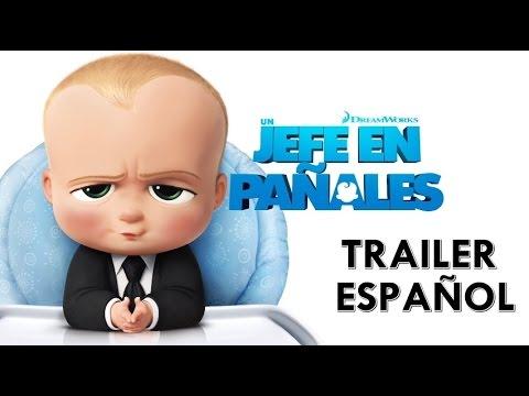 Download Un Jefe En Pañales - Trailer Doblado Español Latino 2017 The Boss Baby