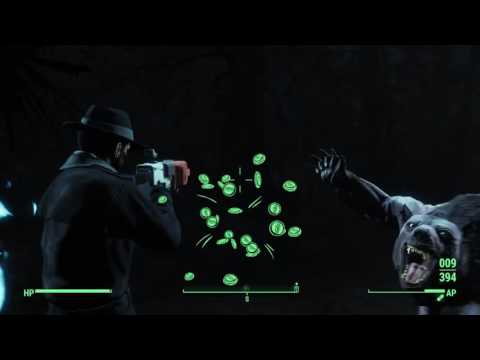 UNEXPECTED BEAR ATTACK! / Fallout 4 Far Harbor DLC Walkthrough Part 16 |