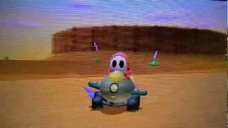 Mario Kart 7 Blue Shell Dodging