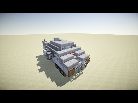 Minecraft tuto voiture sportive doovi for Porte 3x3 minecraft