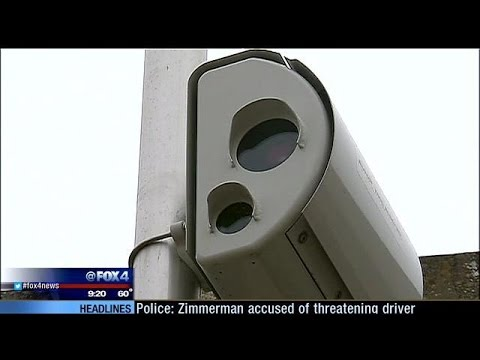 Push To Get Red Of Arlington Red Light Cameras Draws Support