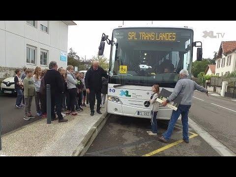 Sécuribus : la sécurité des collégiens landais dans les transports scolaires