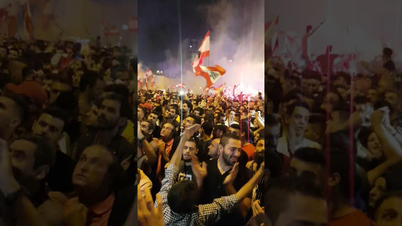 طرابلس الفيحاء - ثورة لبنان