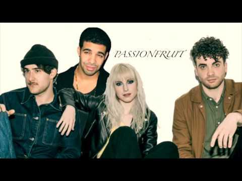 Passionfruit - Drake ft Paramore