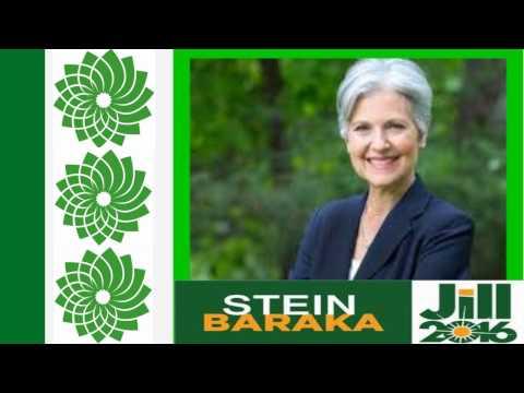 Jill Stein 2016 Write In Vote 5 Percent