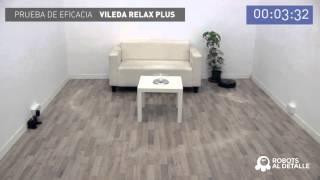 Prueba de Eficacia Vileda Relax Plus
