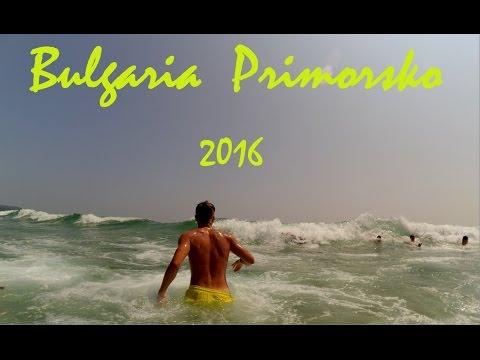 BULGARIA  Trip#PRIMORSKO #2016 #by Xiaomi Yi