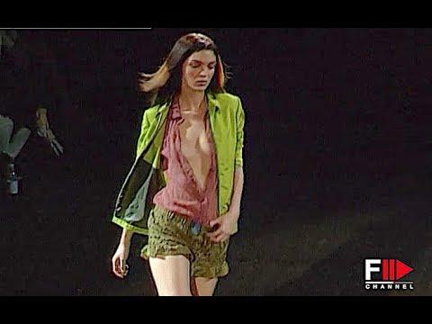 ROMEO GIGLI Spring Summer 2000 Paris - Fashion Channel