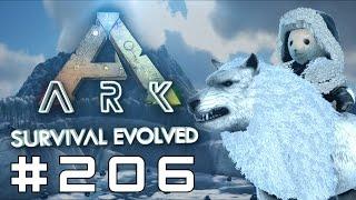 Ark: Survival Evolved #206 - Im Schneebiom - Kairuku-Liebe! (1080p/Deutsch/v226.3)