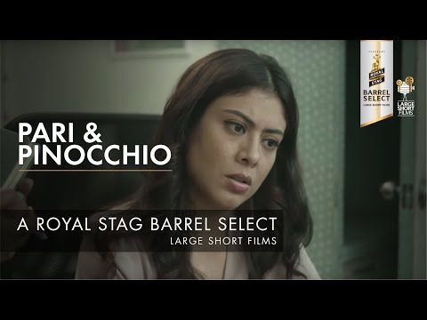 TRAILER I PARI & PINOCCHIO I ROYAL STAG BARREL SELECT LARGE SHORT FILMS