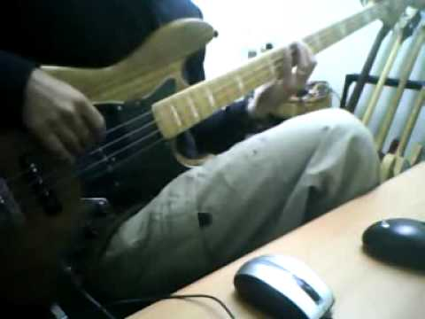 Spin Doctors - Shinbone Alley / Hard to Exist - bass