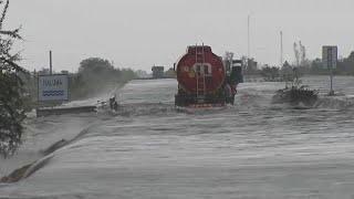 Cyclone Idai : plus de 160 morts au Mozambique et au Zimbabwe