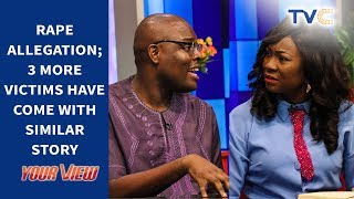 Rape Allegation: I Have Met With 5 Victims That Have Similar Story About Biodun Fatoyinbo