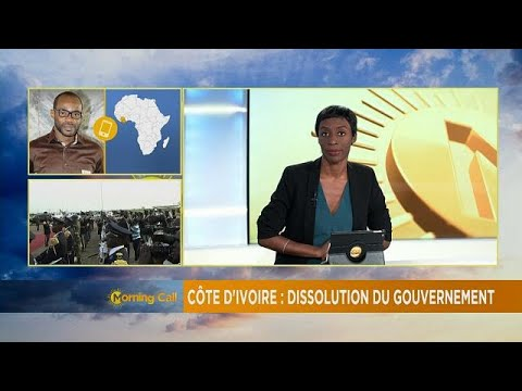 Ivory Coast's govt cabinet dissolved [The Morning Call]