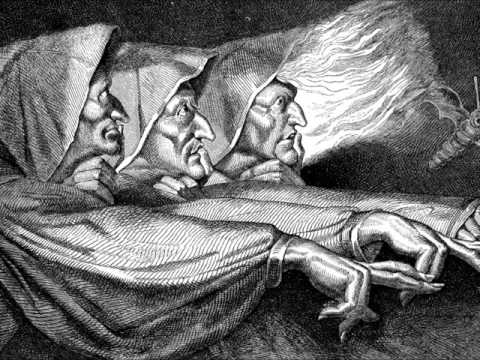 a literary analysis of the three weird sisters in macbeth by william shakespeare Is a tragedy by william shakespeare  no medieval account of the reign of macbeth mentions the weird sisters, banquo or lady macbeth,  the three sisters.