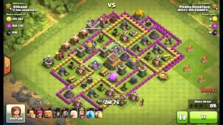 Estrategia: Gigantes, Magos, Arqueiras, Barbaros,Curadora e Quebra Muro - clash of clans