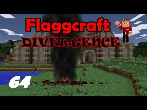flaggcraft:-divergence-#64---exploring-buildcraft-additions